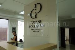 """Вывеска и логотип для имидж студии """"Гаяна Погосян"""""""