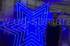 Световая звезда
